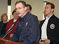 FEMA - 33650 - FEMA Administrator Paulison at the podium in California.jpg