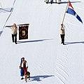 FIL 2012 - Arrivée de la grande parade des nations celtes - Kevrenn Quic-en-Groigne.jpg