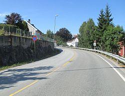 FV235 A-A Jernbanegata Lillesand.jpg