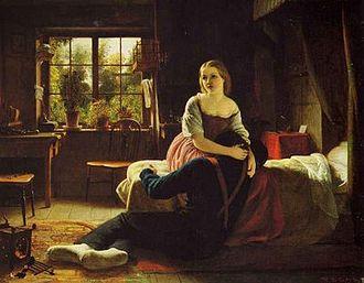 Francis Stephen Cary - Consolation