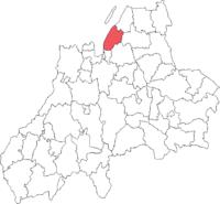 Klippeøbys landskommune i Jönköpings amt