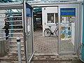 Fahrrad-Parkhaus am Bahnhof Düren, Eingang - panoramio.jpg