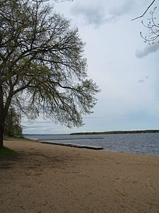 Falcon Lake im Whiteshell Park