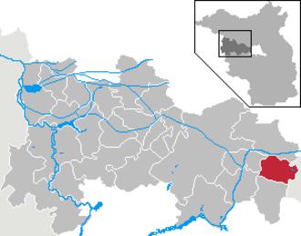 Falkensee - Image: Falkensee in HVL