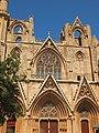 Famagusta Saint Nicholas Cathedral Lala Moustapha Pascha Mosque 01.jpg