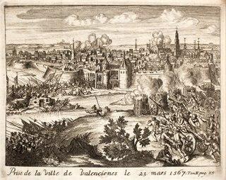 Siege of Valenciennes (1567)