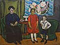 Family Portrait by Pyotr Konchalovsky (1911).jpg