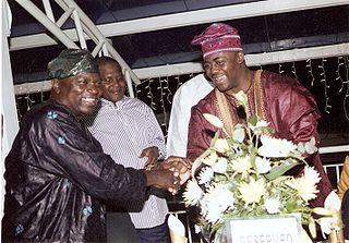 Olagunsoye Oyinlola Nigerian politician