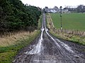 Farm track near Bays Leap Farm - geograph.org.uk - 1124878.jpg