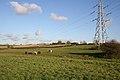 Farmland near Thorpe Arnold, Leicestershire - geograph.org.uk - 79649.jpg