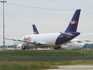 FedEx plane Memphis TN 001
