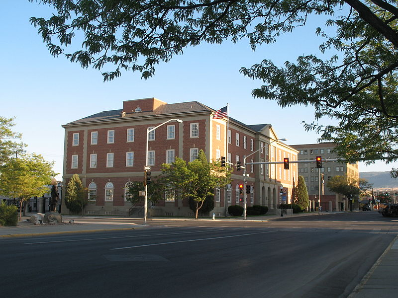 File:Federal Courthouse in Casper, WY USA.JPG