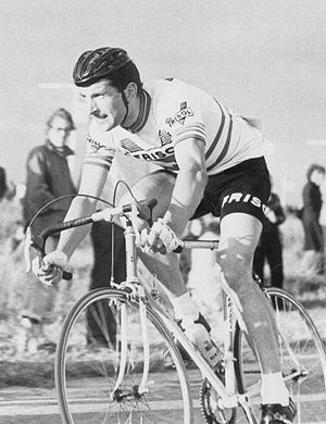Frisol (cycling team) - Fedor den Hertog in 1979