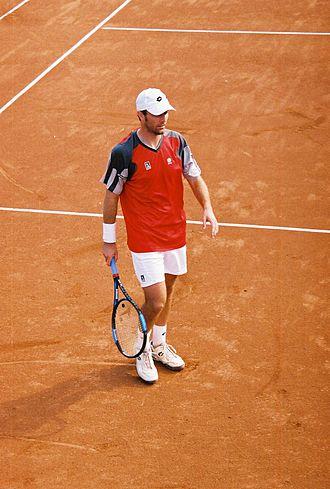 Félix Mantilla (tennis) - Image: Felix Mantilla
