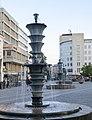 Fem fontäner och ett klot, Gustav Adolfs torg, Malmö.jpg