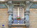 Fenêtre d'un immeuble art nouveau, 2010.jpg