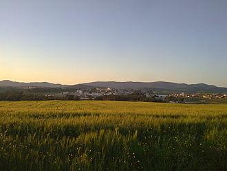 Jendouba - Image: Fernana city