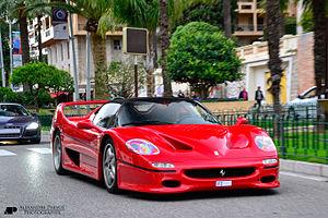 Ferrari F50 - Image: Ferrari F50 (8705895157)