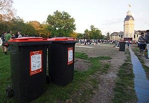 Abfall Landkreis Karlsruhe