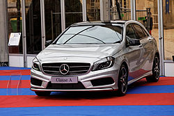 Festival automobile international 2013 - Mercedes - Classe A - 002.jpg