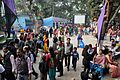 Festive People - Christmas Observance - Poush Mela - Nandan Area - Kolkata 2015-12-25 8048.JPG
