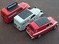 Fiat 500 B Topolino c.1946, 500 C c.1949, Nuova 500 c.1965 Van - Fourgoncino (15935037436).jpg