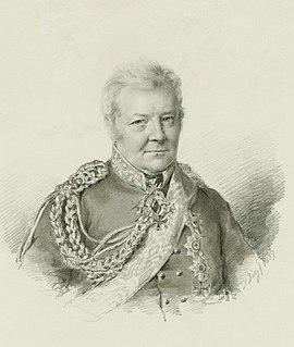 Karl Friedrich von dem Knesebeck