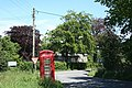 Filleigh, telephone box - geograph.org.uk - 441930.jpg