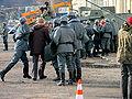 Filmmaking of 'Black Thursday' on crossway of ulica Świętojańska and Aleja Józefa Piłsudskiego in Gdynia - 094.jpg