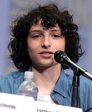 Finn Wolfhard - Wolfhard at the 2017 San Diego Comic-Con