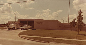Westbury, Houston - Fire Station 48, 1976