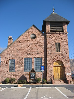 Old Stone Congregational Church - Old Stone Congregational Church