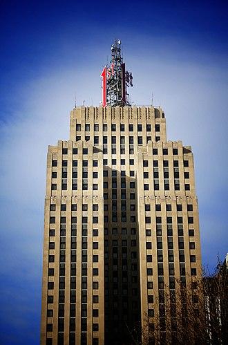 First National Bank Building (Saint Paul, Minnesota) - First National Bank Building