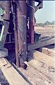 First Piling - Convention Centre Complex Under Constrution - Science City Site - Calcutta 1994-01-29 428.JPG