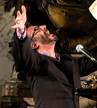 Latin Grammy Award for Best Male Pop Vocal Album - Fito Páez won the award in 2009 for the live album No sé si es Baires o Madrid.