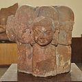 Five-faced Shiva Linga - Sapta Samudra Koop Museum - ACCN 15-516 - Government Museum - Mathura 2013-02-23 5437.JPG