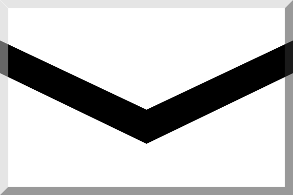 File:Flag - White and black.svg