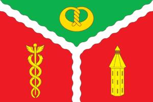 Kalach, Kalacheyevsky District, Voronezh Oblast - Image: Flag of Kalach (Voronezh oblast)
