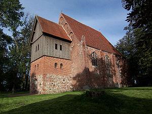 Groß Kordshagen - Marienkirche