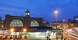 Flickr - Duncan~ - King's Cross station
