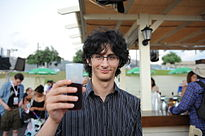 Flickr - Wikimedia Israel - Wikimania 2011 - Beach party (149).jpg