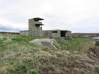 Flotta - The Buchanan Battery on Flotta