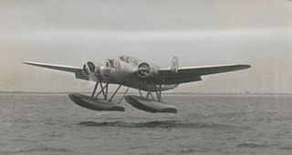 Fokker T.VIII 1938 torpedo bomber floatplane series by Fokker