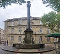 Fontaine de l'Hotel de Ville - Rue Vauvenargues - Aix en Provence - 01.jpg