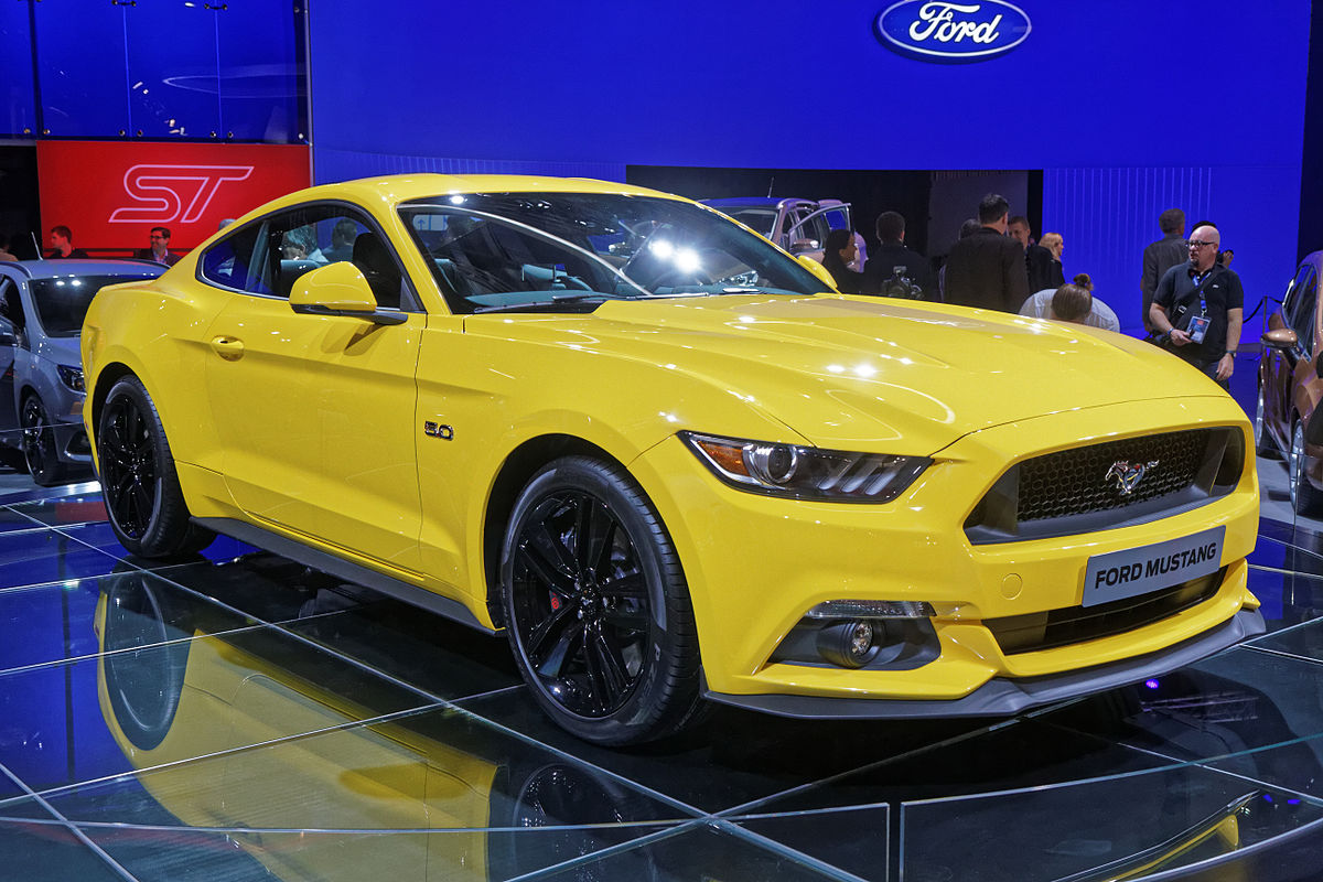 Ford Mustang 2015 Wikipedia