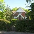 Former Collins Memorial Methodist Chapel, Sandhurst, Kent (Geograph Image 1874895 083726b9).jpg