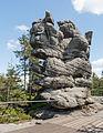 Formy skalne-Wielbłąd.JPG