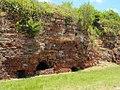 Fort Caswell ruins (Built 1827-1838).jpg