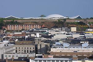 Fort Regent - Image: Fort Regent View