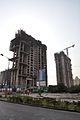 Forum Atmosphere - Residential Complex Under Construction - Eastern Metropolitan Bypass - Kolkata 2014-02-12 2170.JPG